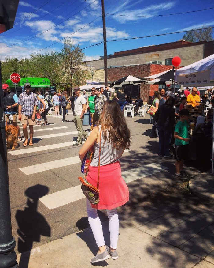 South Pearl Street Farmers Market - Top 10 Things To Do In Denver | Blue Mountain Belle