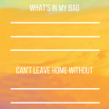 Coachella Instagram Template | Blue Mountain Belle
