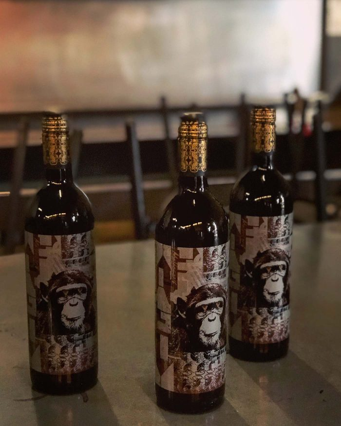 Infinite Monkey Theorem Wine Tour Denver | Blue Mountain Belle