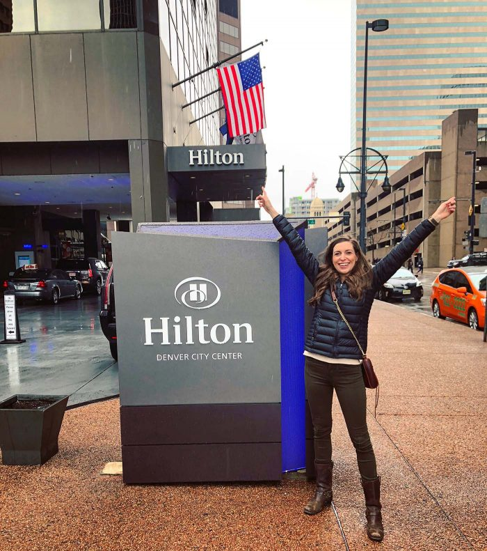 Hilton Denver Girls Getaway