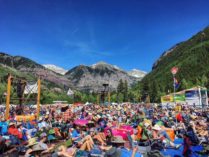 Telluride Bluegrass Festival Guide