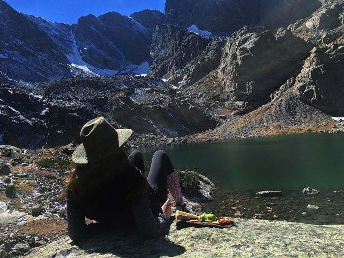 Sky Pond Rocky Mountain National Park