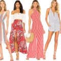 4th Of July Looks - Jumpsuits, Rompers and skirts to rock this independence day