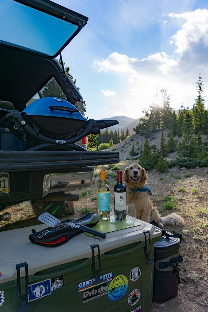 The Four Tenets to Car Camping with Line39 + Weber Grill Giveaway