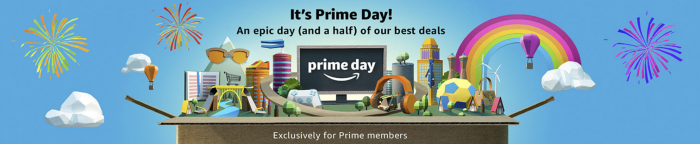 Amazon Prime Day Deals 2018