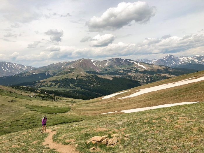 Black Powder Pass Hike, Breckenridge Colorado