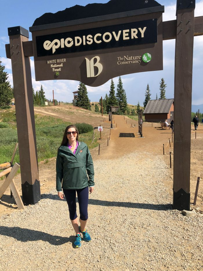 Climbing, Zipping and Sliding with Breckenridge EpicDiscovery