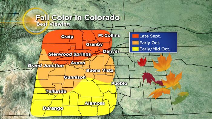 Channel 4 Delayed Fall Colors Map