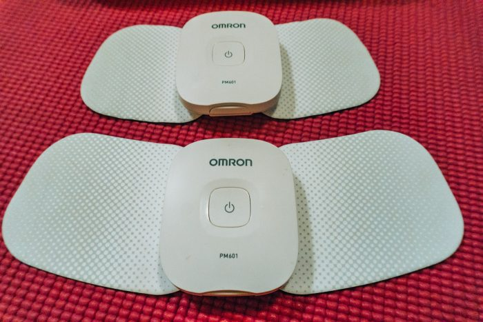 Omron Avail TEN Device Review - Blue Mountain Belle