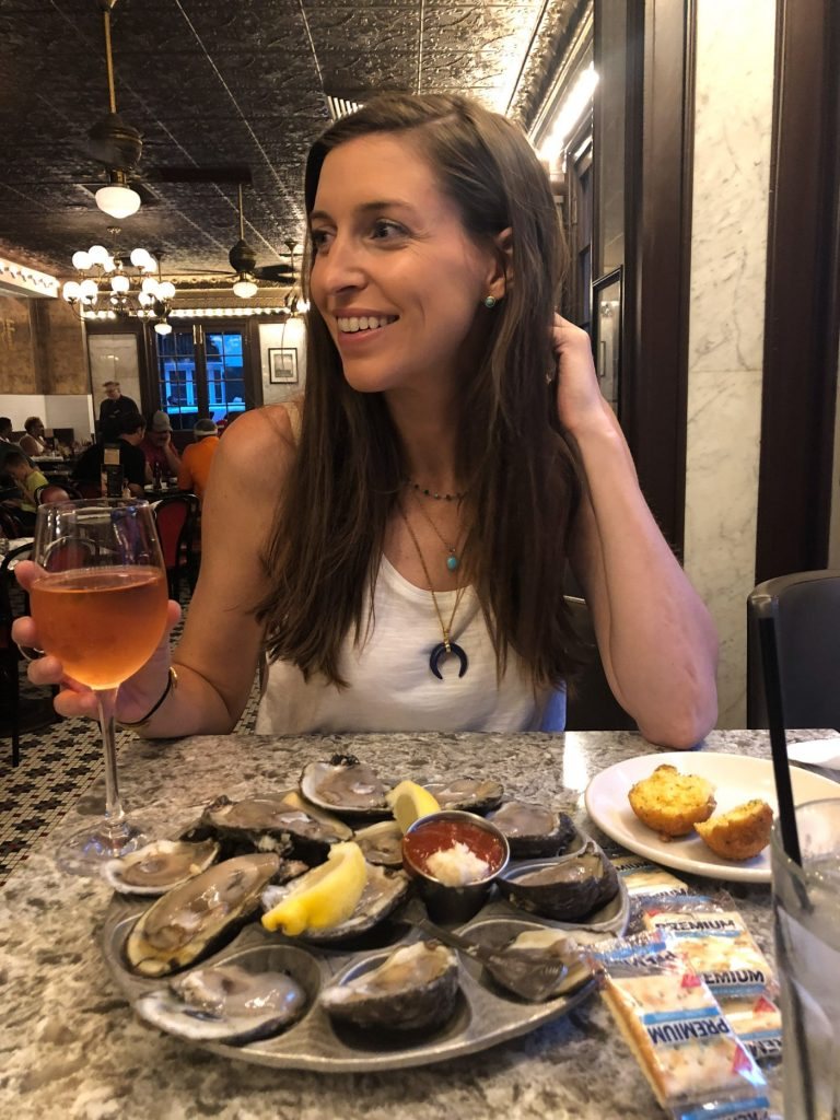 Royal Sonesta New Orleans Hotel Desire Oyster Bar