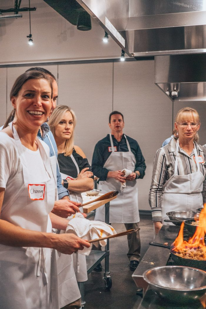 Uncorked Kitchen Denver Class Review | Blue Mountain Belle
