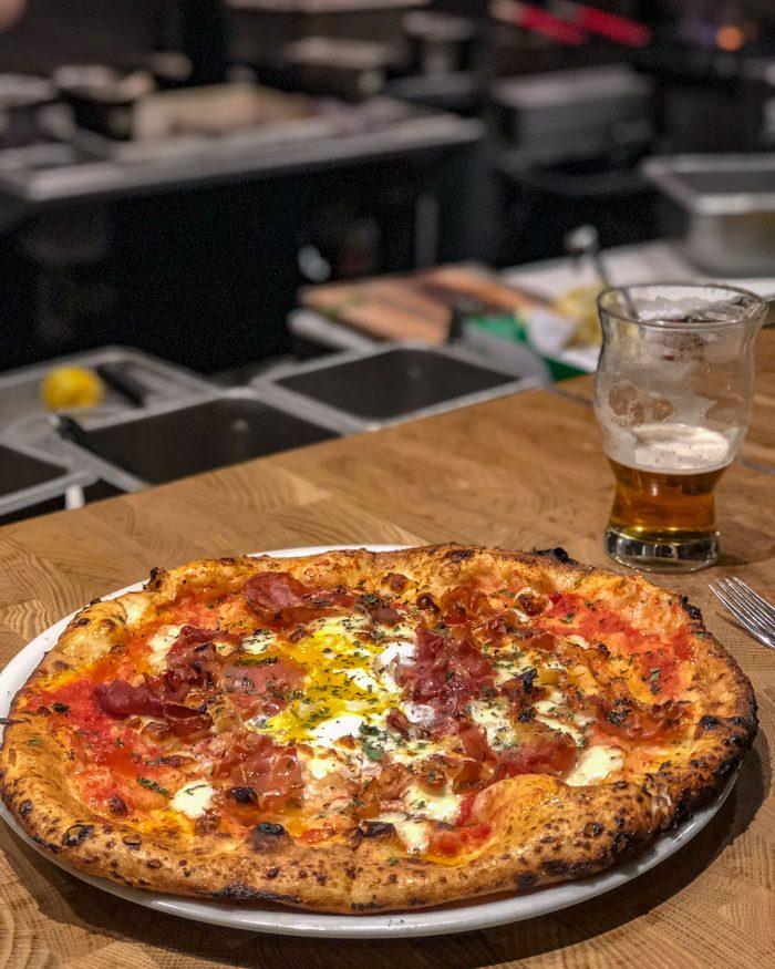 My Favorite Pizza in Denver - Blue Mountain Belle