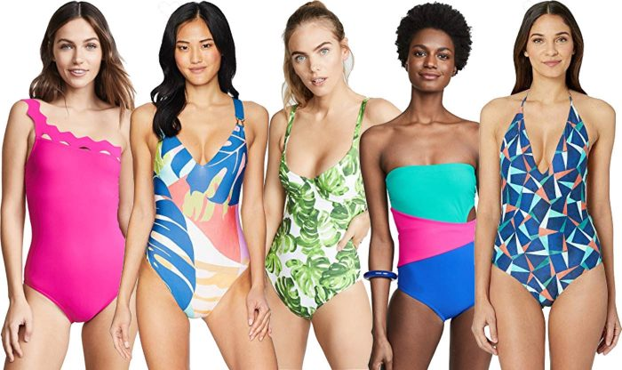 Vibrent One Piece Swimsuits for Spring
