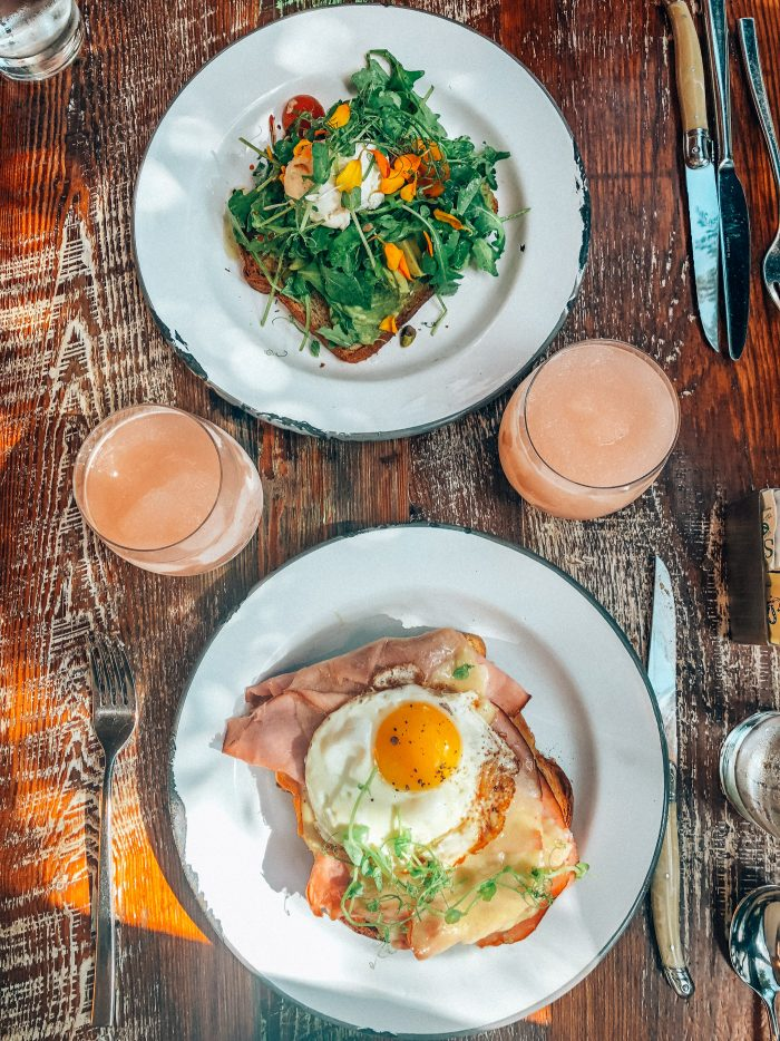 Willa Jean Brunch - Where to eat in new orleans a blue mountain belle guide