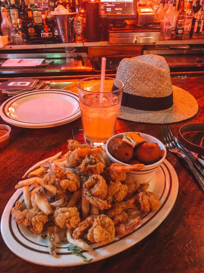 Acme Oyster House - Where to eat in New Orleans - Blue Mountain Belle