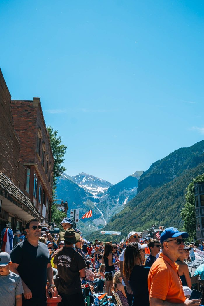 4th Of July in Telluride